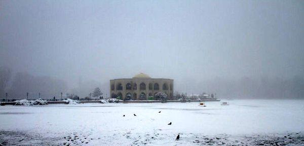 آلودگی هوای تبریز/تصاویر